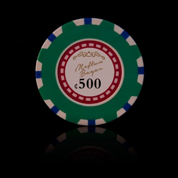 Cash & Color Gaming Chip
